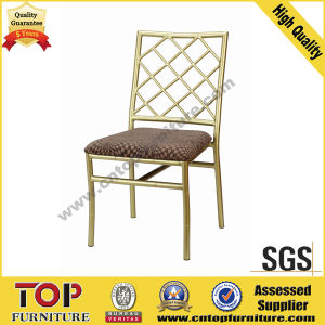 New Hotel Steel Banquet Dining Chair pictures & photos