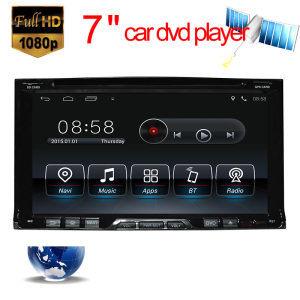Hualingan GPS Navigation Android 4.4 Universal Double DIN Car DVD Player pictures & photos