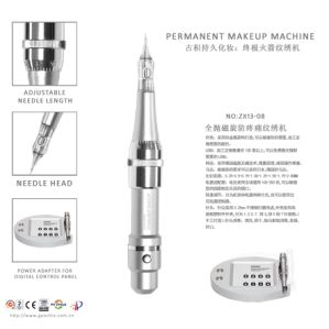 Digital Permanent Makeup Tattoo Machine Kit (ZX-1352) pictures & photos