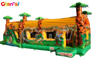 Jungle Obstacle/Inflatable Obstacle Course for Sale Bb104 pictures & photos