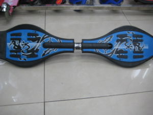 Wave Skateboard, 2 Wheel Snake Skateboard ABS/PP (ET-Sk2801) pictures & photos