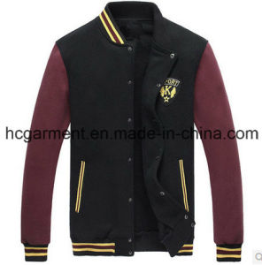 Baseball Uniform Sports Wear Outer Wear Hoodie for Man/Women pictures & photos