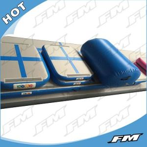 Double Wall Fabric (DWF) Inflatable Gym Air Track Air Block pictures & photos