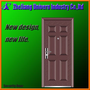 Tempered Glass Front Door pictures & photos