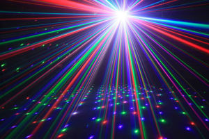 2W RGB Full Color Animation Laser Light for Disco Stage pictures & photos