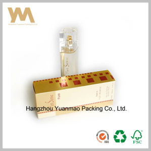 Glossy Lamination Covered Perfume Packaging Box pictures & photos