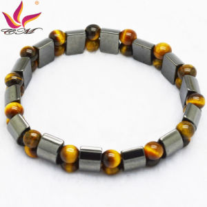 Fashion Charming Magnetic Hematite Bracelet pictures & photos