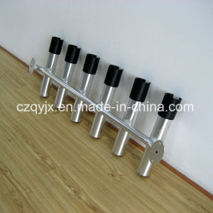 Fishing Product 6 Fishing Rod Aluminum Racks pictures & photos