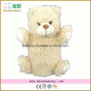 Custom Stuffed Bear Hand Puppet Plush Toy