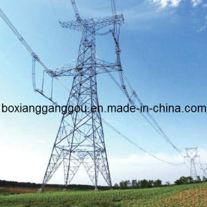 Power Transmission Tension Steel Towers