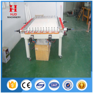 Hjd-E6 Large-Size Automatic Screen Printing Frame Stretching Machine for Sale pictures & photos