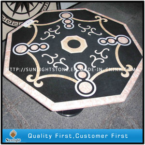 Natural Marble & Granite Waterjet Medallion pictures & photos