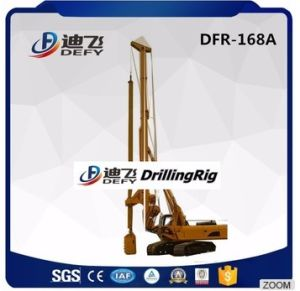 Dfr-168A Hydraulic Static Pile Driver Drill Rig pictures & photos