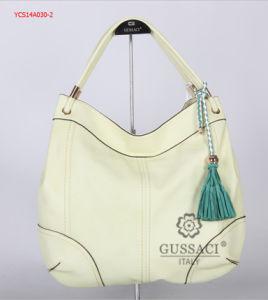 Fashion Genuine PU Lady Handbag Tote Messenger Shoulber Bag