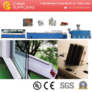 Plastic Profile PVC Machine / PVC Window Machine pictures & photos