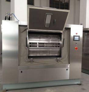 Gl100 Hospital Use Barrier Washer Extrator Machine pictures & photos