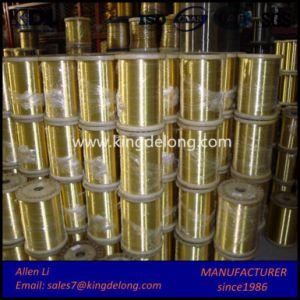 Manufacturer Hot Sale Brass Wire pictures & photos