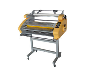 Hot and Cold Roll Laminating Machine (6512) pictures & photos