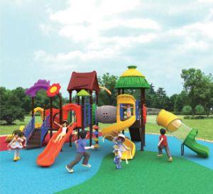 Modern Outdoor Plastic Slide for Children pictures & photos