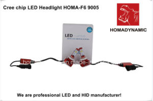2016 Newest Upgrade 40W 4800lm 11-30V Bulb F6 LED Headlight H1 H3 H7 9005 9006 880 881 Bulb with High Quality Assured pictures & photos