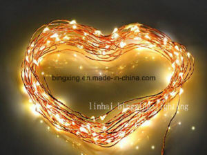 10m 100 LED String Lights Copper Wire LED Christmas Fairy Twinkling Decorative Light