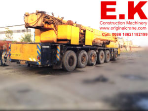 Liebhe160ton Hydraulic Original Used All Terrain Mobile Crane (LTM1160) pictures & photos