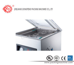 Food Plastic Bag Vacuum Packing Machine (DZQ-400) pictures & photos