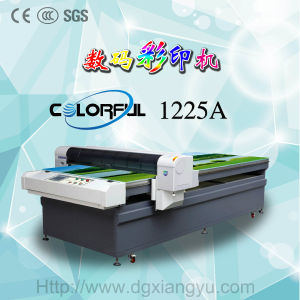 T-Shirt Printing Machine (Direct Printing on T-Shirt Colorful1225)