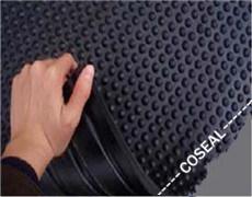 Five Colors of SBR+Neoprene Rubber Mat for Door