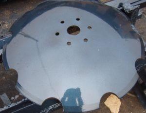 China Plough Disc Blade Harrow Blade Discs pictures & photos