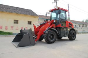 Mini Wheel Loader for Sale Hot Sale in Europe pictures & photos