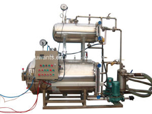 High Qualtiy Food Steam Autoclave pictures & photos