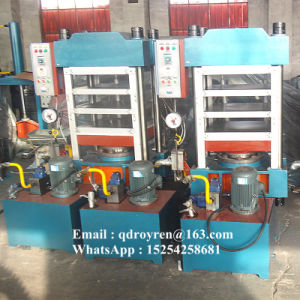 2016 Hot Selling Factory Direct Automatic Rubber Vulcanizer Machine (XLB 500X500) pictures & photos