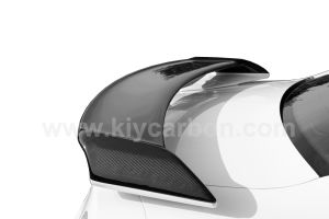 Custom Carbon Fibre Rear Spolier pictures & photos