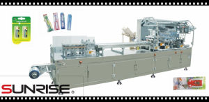 CE Semi-Automatic Paper Card Blister Packaging Machine From China