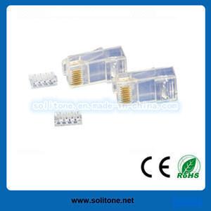 Cat5e RJ45 FTP Plug/Modular Plug pictures & photos