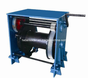 Manual Control Anchoring Winch (CJM20) pictures & photos
