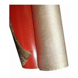 Silicone Rubber Coated Fiberglass Fabrics pictures & photos