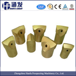 Horse Type Tapered Chisel Drill Bit pictures & photos