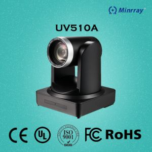 Hot Sales 1080P 60fps HD PTZ Camera for Video Conferencing pictures & photos