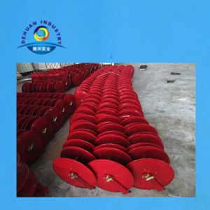 1′x30m South America Type Fire Hose Reel