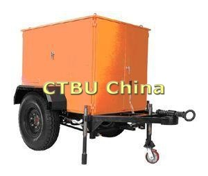 Mobile Trailer Transformer Oil Filtration pictures & photos
