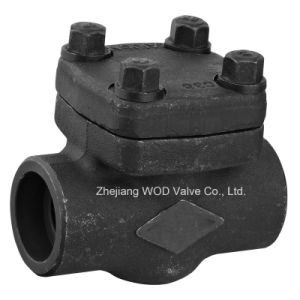 Forged Steel Check Valve (H11) pictures & photos