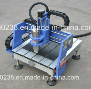 Tabletop CNC Router for Small Workpiece pictures & photos