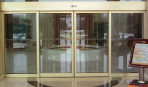Low Price Automatic Locking Door Manufacture (DS100) pictures & photos