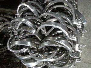 Stainless Steel Casting Tc Clamp pictures & photos