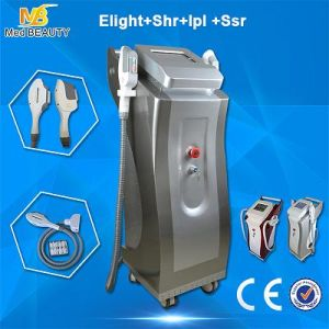 Vertical Elight Shr IPL RF Hair Removal &Skin Rejuveantion Skin Care Elight RF+IPL E-Light pictures & photos