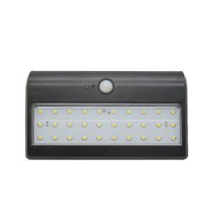 Solar Garden Light LED PIR Motion Sensor Wall Lighting pictures & photos
