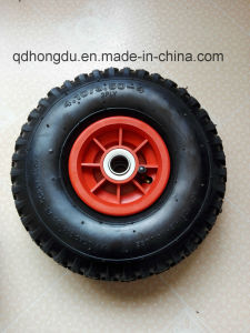 3.50-4 Pneumatic Rubber Wheel for High Pressure Cleaner pictures & photos