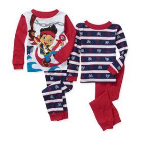 Baby Toddler Boy Character Cotton 2sets Pajamas